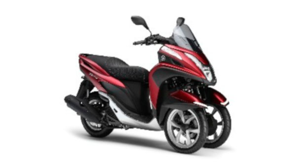 Tricity 125 €3250